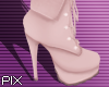 !! Pink Boots