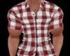 Plaid Shirt Red