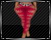 Red Studded Pants RL