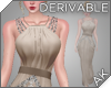~AK~ Beaded Grecian Gown