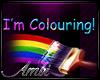 I'm Colouring!