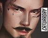 C| Bart - MH Facial+Tats