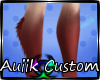 Custom| Rosia Leg Fluff