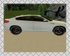 2019 BMW X6 WHITE