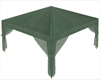 Green Canopy Tent