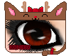 ^w^ - hazle nut eyes