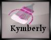 (K) Pink Baby Bottle