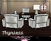 Silver Statement Desk