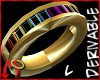 [m] Ring Baguette LF DRV