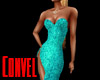Teal Jessica Rabbit