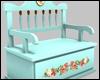Blue Romance Chair