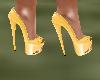 !Em YellowGold Heels v2