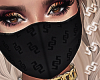 Fashion Mask ϛ5 Black