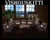 [VK] Cabin Sofa Set
