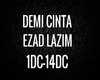 Demi Cinta-Ezad Lazim