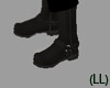 (LL)Black Male Boots