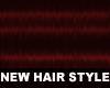 Army Brat Hair - Red