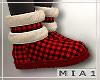 Xmas Couple Boots F