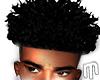 Curly Hair V2 - Black