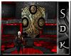 #SDK# Gold Wall Shield 2