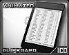 ICO Clipboard F