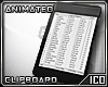 ICO Clipboard M