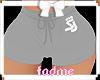 Hot Bling Shorts Grey
