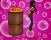 Burning Barrel w/ poses