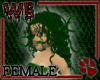Lady Snake Hair