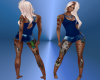 RQ -Tattoo BodySuit  RL