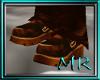 wood elf hunter boots