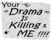 Anti-Drama ! Head Sign