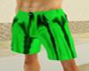 !Mx!Beach Shorts green