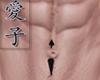 Aoi | Belly Spike pierce