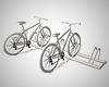 Rack + 2 Bikes Mesh