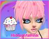 MP Pink Cupcake Hair