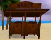 Beach shower
