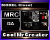 MODEL Closet