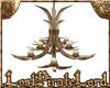 [LPL] Antler Chandelier