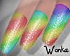 W° Pride Nails