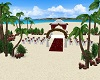 Add A Red Beach Wedding