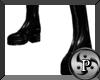 "Pvc Boots "" Black"