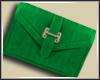 Purse : Green