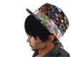 `cc`disco hat