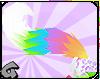 [.G]RAINBOW Flicka Tail