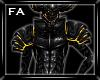 (FA)Armor Top Gold