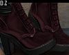 !D! # Crazy Boots!