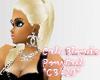 Cali Blonde Ponytail