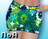 *NoA*Flower Mini Skirt 2