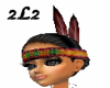 2L2 Indian Beaded Headdr